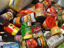 Theatre Department hosts annual canned food drive