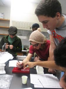 Building for Biology