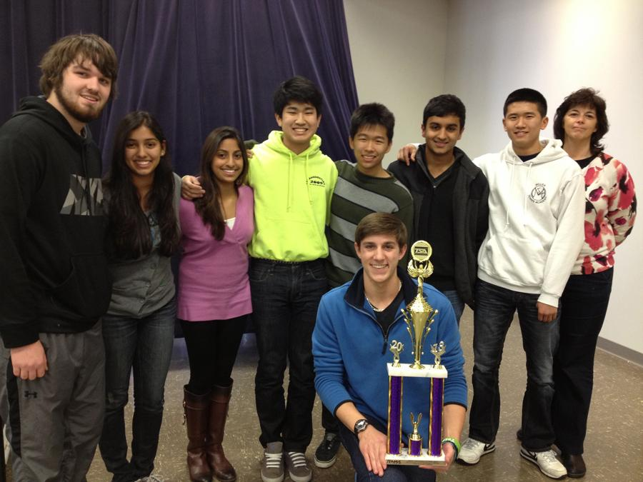 Students place in engineering competition