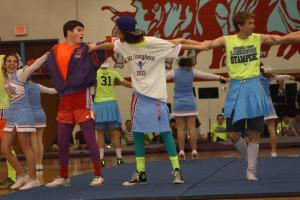 Dance, Seniors, Dance!