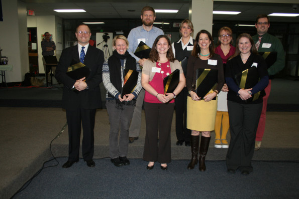 School board recognizes teachers
