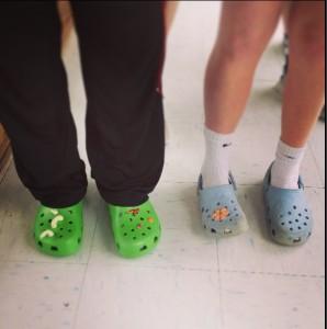 Croc Wednesdays