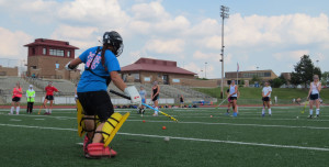 Respect the skirt: Girl's Field Hockey