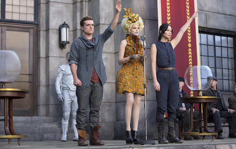 """The Hunger Games: Catching Fire"" review"