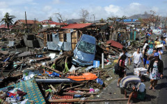 Typhoon Haiyan leaves the Philippines in disaster: how you can help