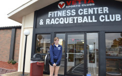 Hockey and racquetball: a day in the life of non-school sponsored sports