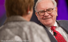 Billion dollar Buffett