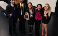 Speech and debate seniors headed to State