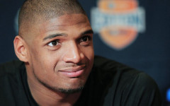 Michael Sam's coming out