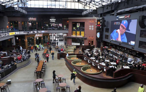 Student Talking Point: Ballpark Village