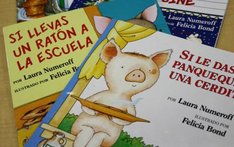 Authors and artists needed for a bilingual book drive