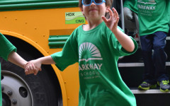 Parkway celebrates Compressed Natural Gas Buses