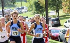 Girls Cross Country sweeps conference meet