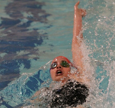 Girls swimming continuing success