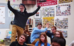 "Latin Club Rises from ""Ancient History"""