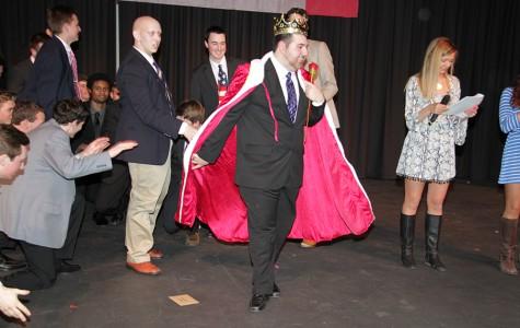 Guccione crowned Mr. Longhorn 2015