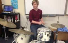 Student Spotlight: CJ Schrieber