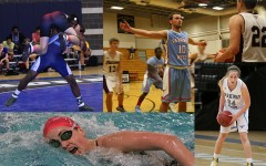Winter Sports Highlight Video