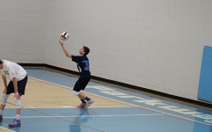Volley for victory