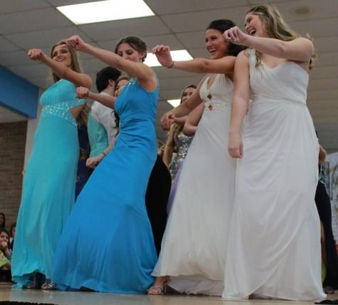 Prom Fashion Show Recap