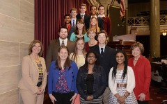 "14 Seniors presented with ""Glory of Missouri Award"""