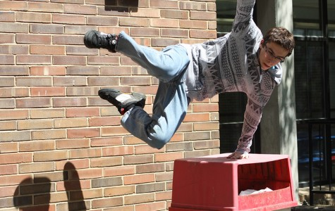 Parkour kids climb to new heights