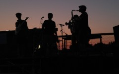 Cosmic Latte? Senior CJ Schrieber talks about the Jazz Band
