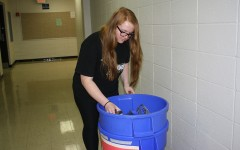 Theatre Department holds canned food drive to support local charity