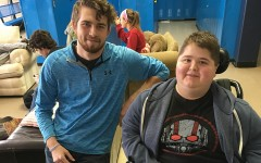 Senior Trent Barbre discusses how he would positively change West