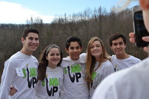Freshmen gain leadership skills at Stand Up 9