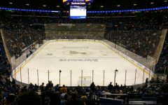 Blues advance beyond the first round of playoffs