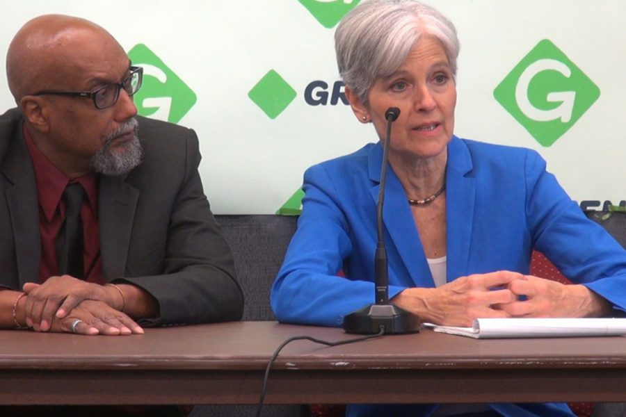The Green Party's rose-colored glasses