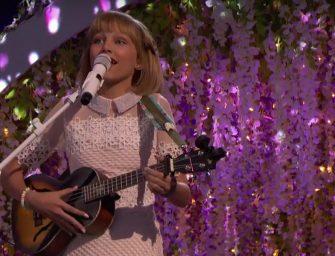 Grace VanderWaal steals America's Got Talent