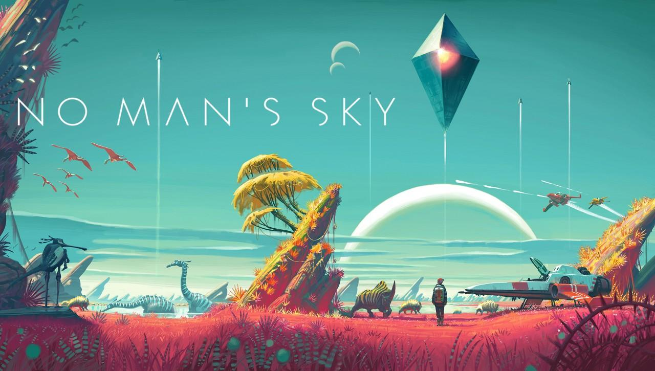 """No Man's Sky"" game review"