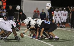 Varsity football team enters second round of districts
