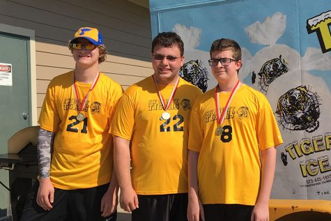 Kjell Hagen and Tyler Hannegan's journey to Special Olympics