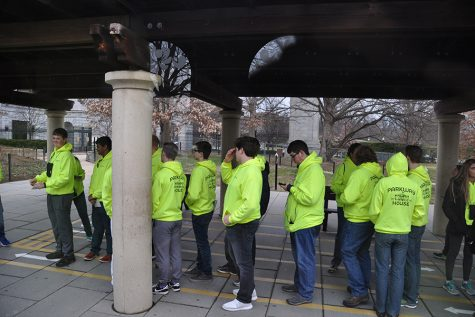 Parkway students travel to Washington D.C. for the inauguration