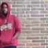 Junior Reggie Burns faces police discrimination