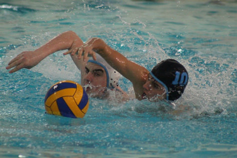 Water Polo team welcomes talented freshmen