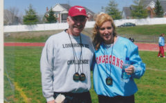 Nancy Sachtleben battles ovarian cancer for the third time