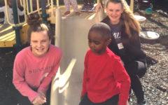 Freshmen give back through volunteer opportunities