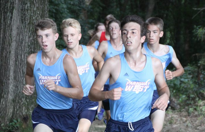 Boys cross-country speeds up the season with Brooks Memphis Twilight Invitational