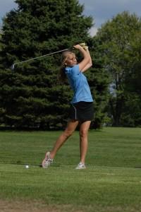 Girls' Golf, State Bound