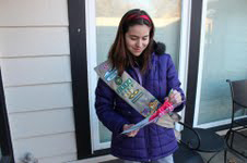 Girl Scouts defer prizes to help the community