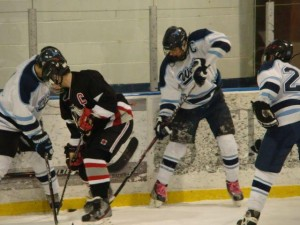West played Fox on Jan. 21 at Hardee's Ice Complex. They will play their last game in the regular season and celebrate Senior Night on Jan. 24 at 9:30 p.m. at Queeny against Parkway South.