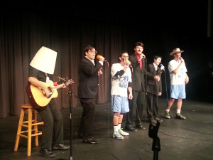 Concert Choir Singer's Choice entertains audience