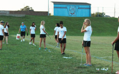 Girls golf team driving for state