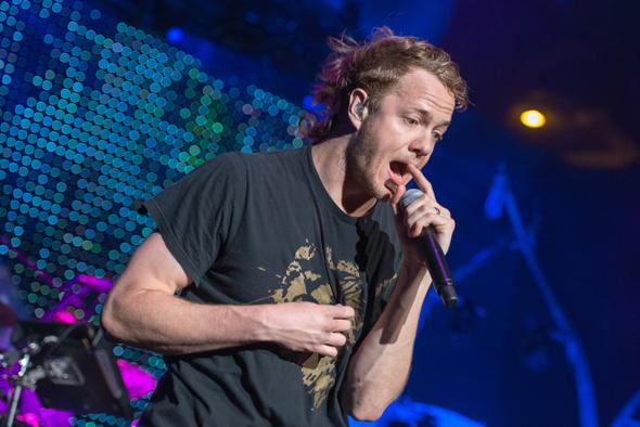 'Night Visions' tour has St. Louis imagining dragons