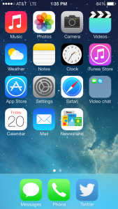 IOS 7: The new big thing