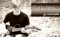 Sophomore CJ Schrieber launches his first album